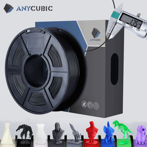 AU Anycubic 3D Printer ABS Filament 1000g / roll 10+ Colours High Quanlity Kit
