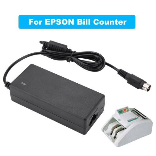 72W 24V 3Pin Power Supply Adapter For Epson PS180 PS179 NCR RealPOS 7197 POS SG