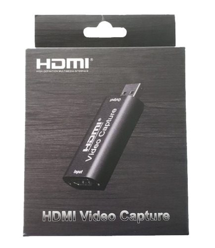 HDMI to USB Video Capture Card 1080P HD Recorder Game/Video Live Streaming. 0203