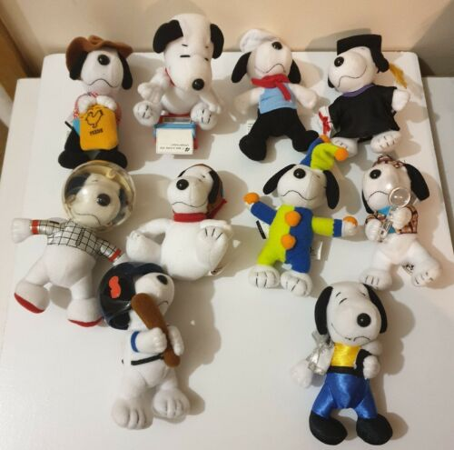 The Many Lives Of Snoopy McDonalds Happy Meal Toys 2001 10 Of 16