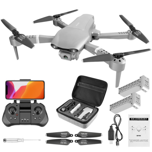 4DRC-F3 GPS Drone with 4K HD Adjustment Camera Wide Angle 5G WIFI FPV RC US