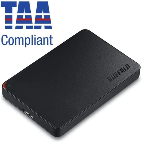 Mini|Station 1 TB USB 3.0 Portable Hard Drive HD-PCF1.0U3BD (HD-PCF1.0U3BD)
