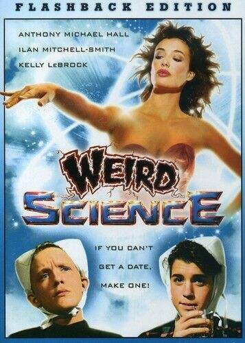 WEIRD SCIENCE (WS) (SPECIAL) NEW DVD