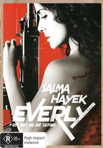 EVERLY (2014) [NEW DVD]