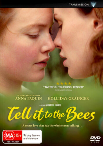 TELL IT TO THE BEES (2018) [NEW DVD]