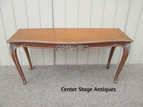 58545  French Country Sofa Hall Table Stand