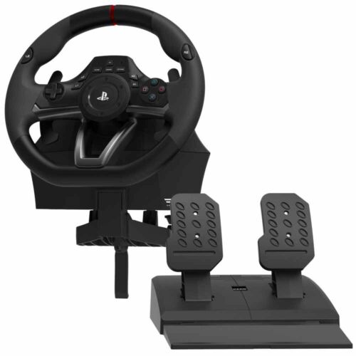 HORI Racing Wheel Apex for PlayStation 4, PlayStation 3 & PC - PC - BRAND NEW