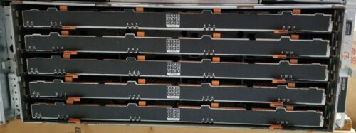 Dell MD3260 PowerVault Storage Array Chassis w/ 2x 6G SAS Controller 2x PSU 60HD