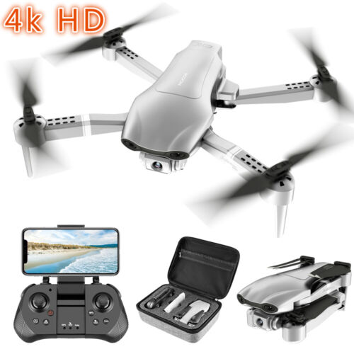 Professional F3 Drones GPS 5G WiFi FPV with 4K/1080P HD Wide Angle Camera Foldab <br/> ✅1 Days Shipping✅2 Battery✅3D Flip✅gift✅