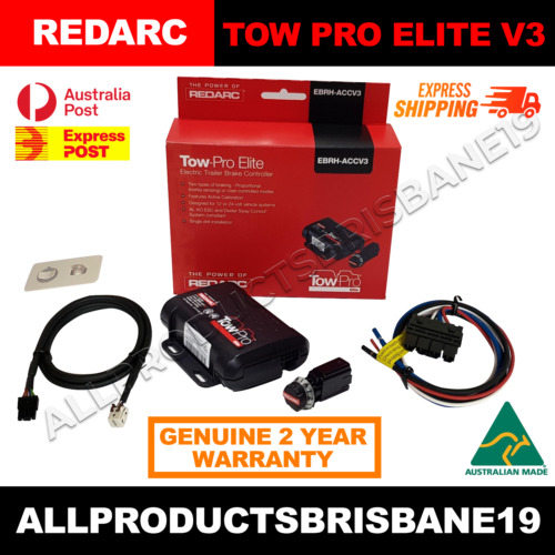 EXPRESS REDARC TOW-PRO ELITE V3 - ONLY 10 LEFT IN STOCK EBRH-ACCV3 <br/> Express Shipping - Best Offers - Bulk Buy Savings