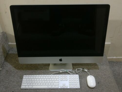 iMac 27'' Computer (Upgraded to 1TB SSD)