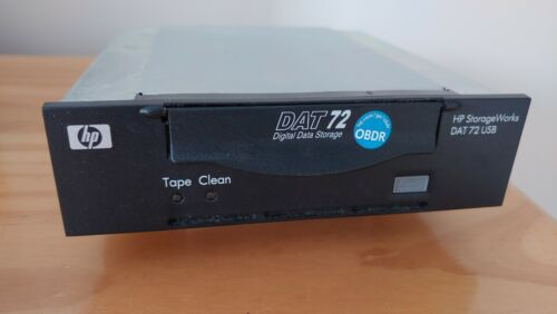 HP DAT72 USB, KVM, 40 new DDS-4 40GB , DAT 72 cartridge, DDS cleaning cartridge