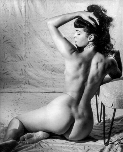 BETTIE PAGE 8x10 CELEBRITY PHOTO PICTURE HOT SEXY 43