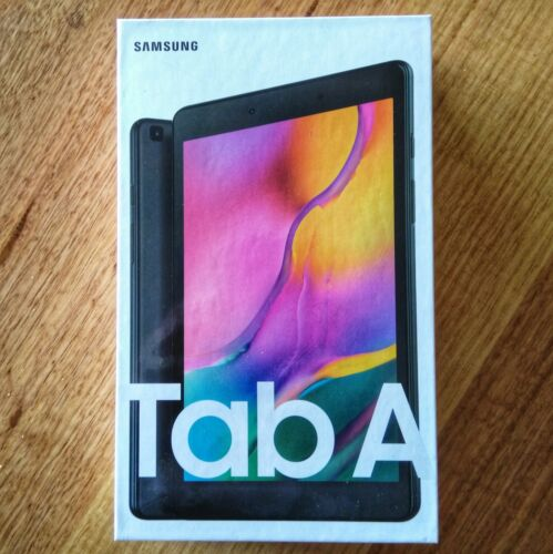 Samsung Galaxy Tab A SM-T290 32GB, Wi-Fi, 8in - Black