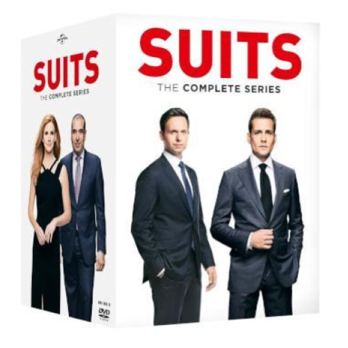 SUITS - La Serie Completa - Stagioni 1-9 (35 DVD)