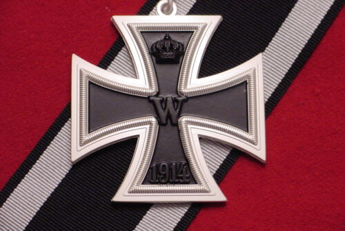 GERMAN EMPIRE GRAND CROSS OF THE IRON CROSS 1914  WITH RIBBON - FIRST WORLD WAR Germany - 156409