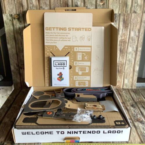 NINTENDO LABO KIT - TOY CON 02 ROBOT KIT for use with NINTENDO SWITCH