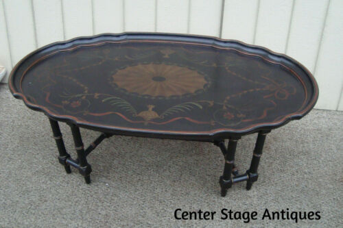60771 Large Decorator Bamboo Coffee Table Stand
