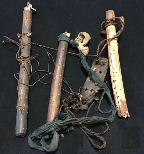Tent Pegs Tuareg Very Old Collection Of Xixth Mali Niger Libya