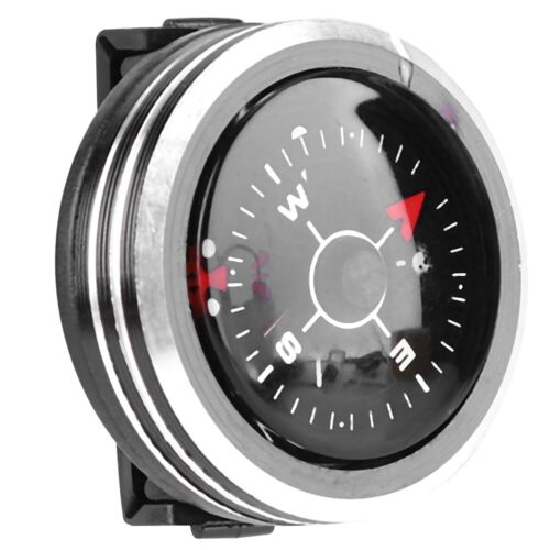 Wear-resistant Wrist Compass Outdoor Compass For Camping Hiking Outdoor Uses