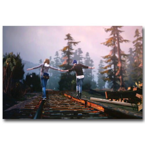 Life Is Strange Game Silk Poster 12x18 24x36 inches Maxine Caulfield 003
