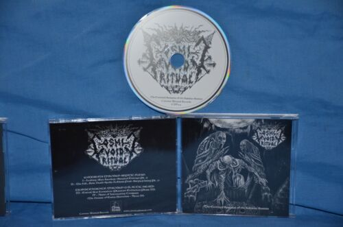 Cosmic Void Ritual 'The Excreted Remains...' Blasphemonger