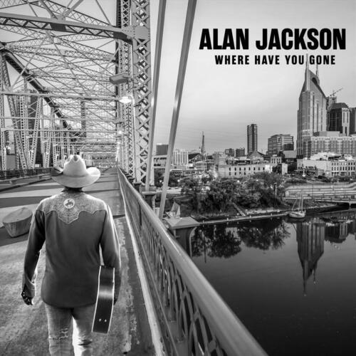 Alan Jackson - Where Have You Gone CD
