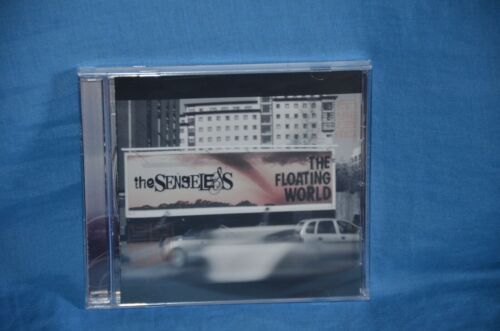 The Senseless 'The Floating World' RARE OOP Ulcerate,Mithras