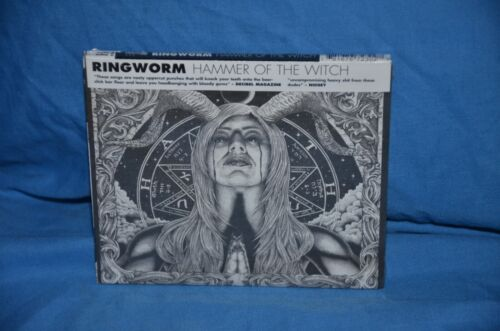 Ringworm 'Hammer Of The Witch' Digipak. Integrity,Length Of Time