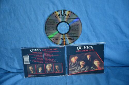 Queen 'Greatest Hits' Led Zeppelin,Emerson,Lake & Palmer