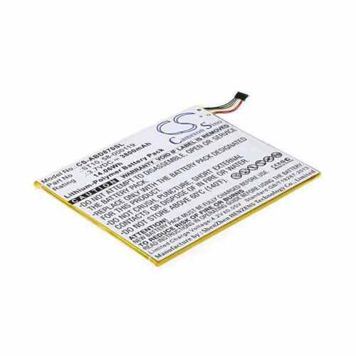 Battery For AMAZON 26S1008