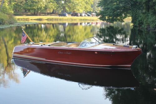 1955 Chris-Craft Capri 21ft (Fully Restored in 2010) <br/> Fully Restored in 2010 with all documentation to verify