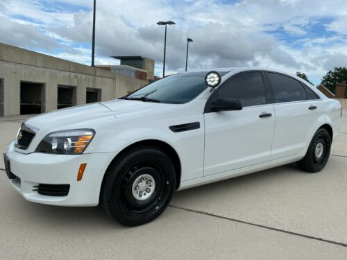 2016 Chevrolet Caprice  2016 CHEVROLET CAPRICE PPV POLICE PACKAGE RARE V8 MINT LOW MILES BUY IT NOW!