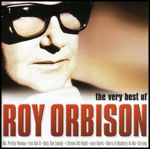 ROY ORBISON - THE BEST OF CD ~ PRETTY WOMAN~CRYING ++ 60's GREATEST HITS *NEW*