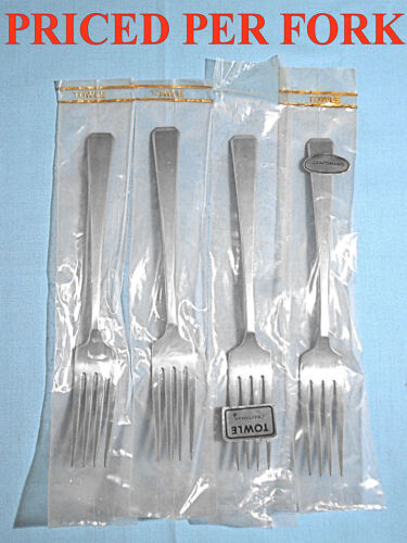 NEW ~ TOWLE STERLING FORK(S) ~ CRAFTSMAN