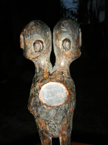 Old/antique main part from a spinning tool, Timor, Indonesia, no keris, ikat, #2