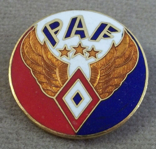 USAAF - Army Air Force Philippine Air Force Unit Crest Insignia Style DArmy - 66529