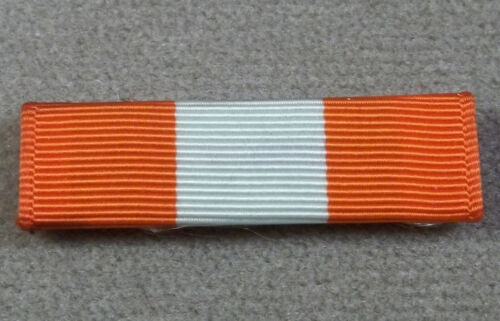 Navy ROTC Orienteering Service Ribbon - Crimped BackOther Militaria (Date Unknown) - 66534