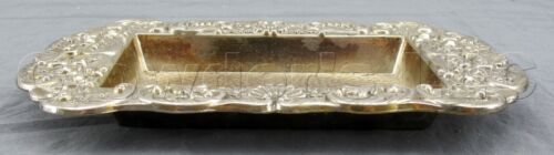 Holiday Imports Vintage Tarnish Protected Silverplate Butter Dish Made in Japan