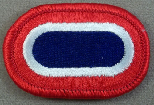 US Army 82nd Airborne Division Headquarters And Special Troops Oval PatchArmy - 66529