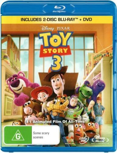 Toy Story 3 * Blu-ray Disc * NEW