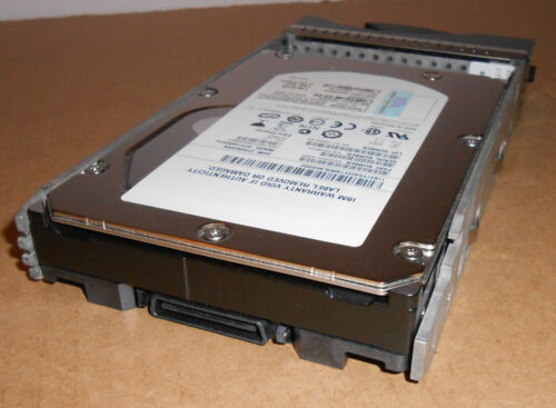 IBM SystemStorage 146GB 15K 4Gb Fibre FC Hard Drive with Tray 40K6823