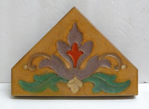 Malibu Vintage Decorated Floor Tile