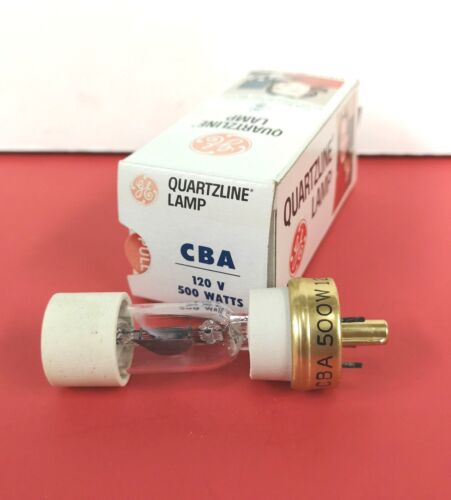 ANSI CBA Photo Projection LIGHT BULB Studio LAMP Projector NOS New Old Stock