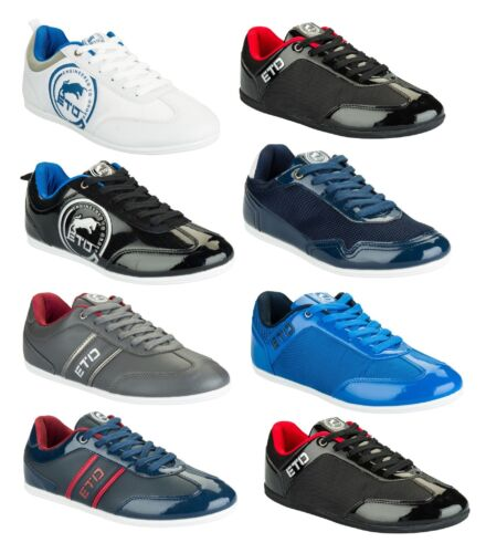 Eto Mens Trainers, Sports Shoes, Adults Trainers Sneakers - REDUCED