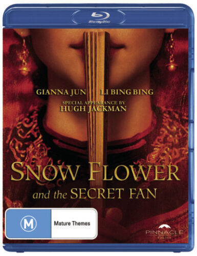 Snow Flower and the Secret Fan * Blu-ray Disc * NEW