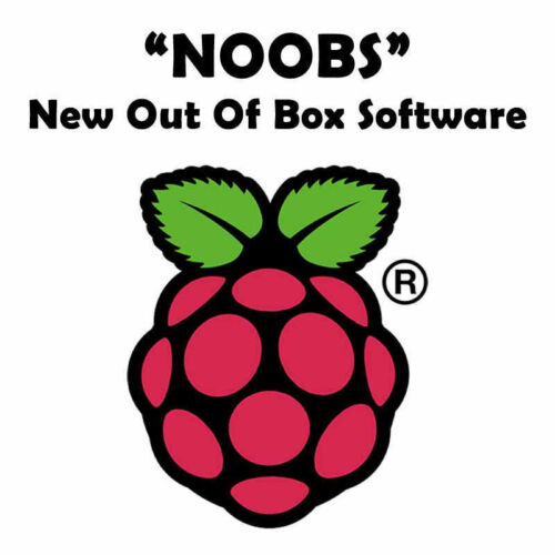 NOOBS 3.2  With PIXEL  For Raspberry Pi 4 , Pi 3 Model B+ (and earlier models)