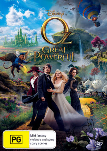 Oz The Great and Powerful * NEW DVD * (Region 4 Australia)