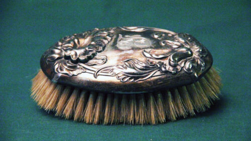 ART NOUVEAU WMF silver-plated Brush German Austrian plated silver plate