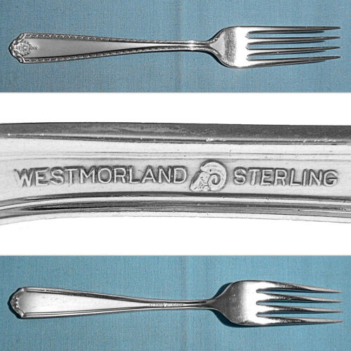 WESTMORLAND STERLING FORK(S) ~ LADY HILTON ~ NO MONO
